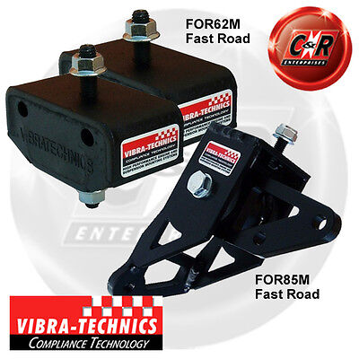 Ford Fiesta MK3 (92-95 Zetec) Vibra Technics Voll Road Set