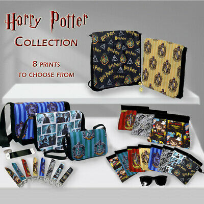 Harry Potter Collection - Bags, Backpacks, Sunglasses Cases, Key Fobs and more