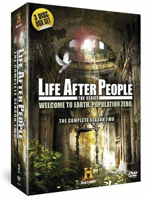 Life After People - Series 2 - Complete [DVD] [2009] - DVD  8OLN The Cheap Fast
