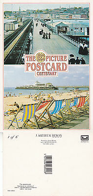 1994 The Seaside Postcard Centenary Advertising Postcard Mint