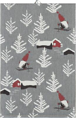 EKELUND WEAVERS organic cotton tea towel SKOGSTOMTE