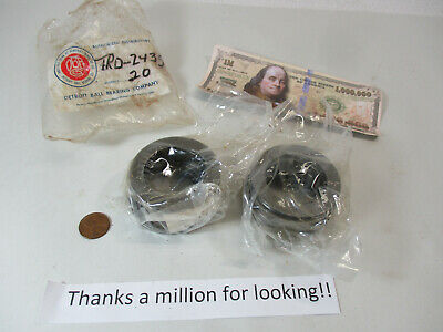 """(10) # TRD-2435 Thrust Roller Bearing Washer, 1.510"""" ID x 2.180 OD x .130"""" Thick"""