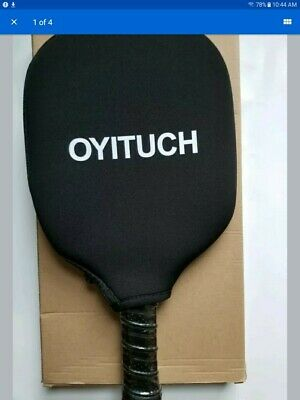 Set Of 2 New Oyituch PickleBall Paddle With Cover