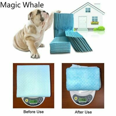 Dog Training Puppy Pee Pads Pad Pet Wee Potty Underpads Heavy Absorbency Cat