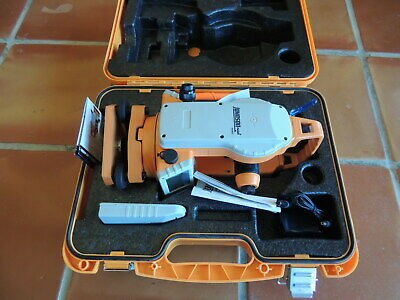 NEW JOHNSON ELECTRONIC  Digital Theodolite 40-69362 Survey tool FREE SHIPPING