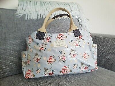 Lesser /& Pavey Jennifer Rose 100/% Cotton Canvas Laminated Wipe Clean Tote Bags