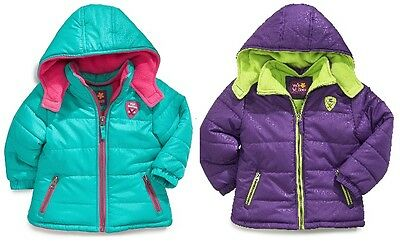 Pink Platinum Puffer Coat ~ Pick Your Color & Size ~ New With Tags