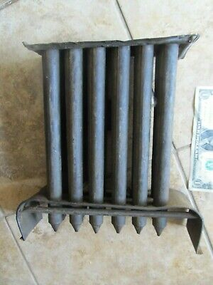 RARE Fancy LG. 12 TUBE COLONIAL Tin Candle Mold, W/STAND, c1790, Americana, GIFT