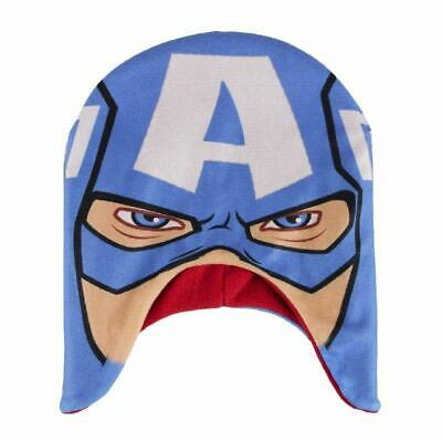 Hat the Avengers Captain America Captain Plush Beanie #1