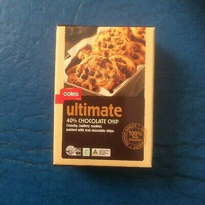 Coles Ultimate Choc Chip Cookies - Coles Little Shop 2 - Mini