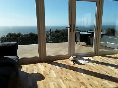 4 bed house  sea views