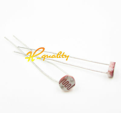 50pcs Photo Light Sensitive Resistor Photoresistor 5506 GL5506 Good