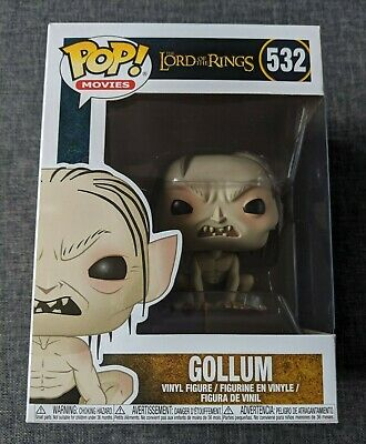 The Lord of the Rings Gollum Invisible US Exclusive Pop RS Vinyl