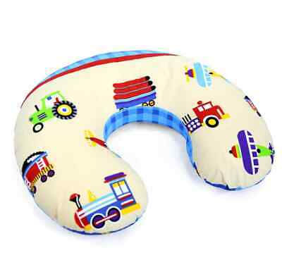 Feeding Pillow Baby Breast Pregnancy Maternity + Removable Cover Truck