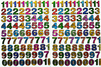 SMILEY FACE STICKERS x 2 sheets, bright yellow, gold outline **day-glo** SMALL