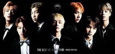 [CD] THE BEST OF BTS Bangtan Boys Korea Edition First Limited edition CD + DVD