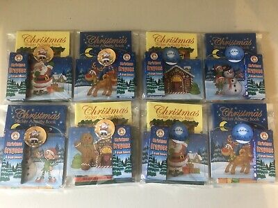 Pre filled kids Xmas party bags - Cheap gift from teacher nursery  - MIN ORDER 6