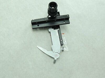 Nikon Alphaphot YS XY Microscope Stage Slide Holder TESTED
