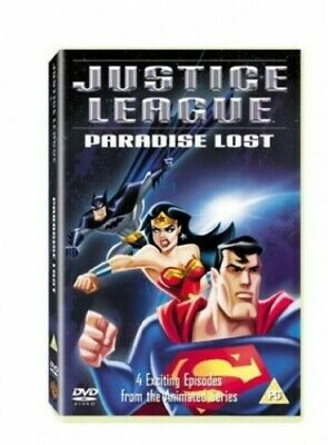 Justice League: Paradise Lost [DVD] [2004] - DVD  CELN The Cheap Fast Free Post