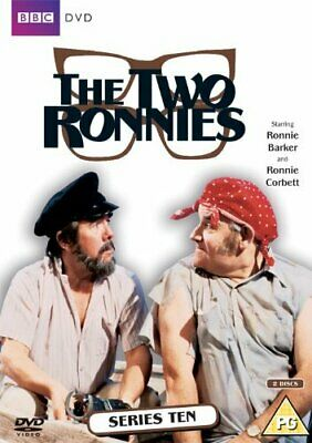 The Two Ronnies - Series 10 [DVD] - DVD  KIVG The Cheap Fast Free Post