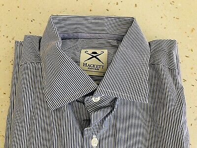 Men's Mayfair of London Size M 100/% Linen Pistachio Casual Shirt Brand New Boxed