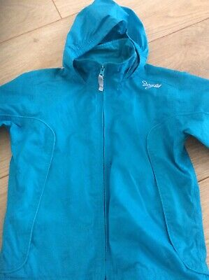 Tog 24 Girls Waterproof Coat Age 7-8 Years VGC