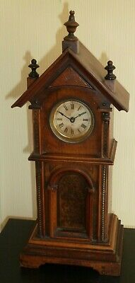 Antique miniature HAC longcase clock c1920 - good condition and working order