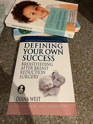 Defining Your own Success - Breastfeeding After Breast Reduction By Diana West