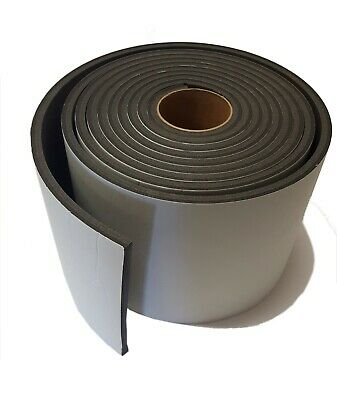 Single Sided Adhesive Foam Tape Closed Cell Draught Excluder Door / Window