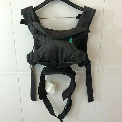 INFANTINO Flip Advanced 4-in-1 Convertible Carrier Gray