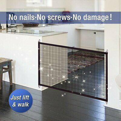 Pets Safety Guard,Retractable Dog Gates,Baby guard and fence - Portable Isolated