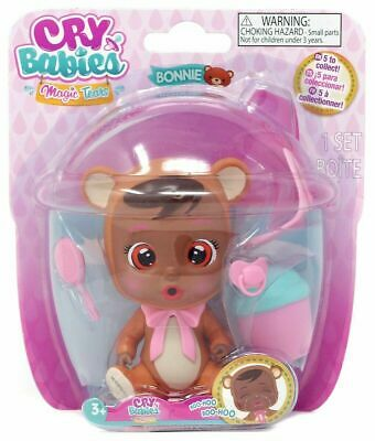 Cry Babies Magic Tears Bonnie Mini Doll