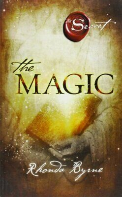 The magic by Byrne, Rhonda Book The Cheap Fast Free Post
