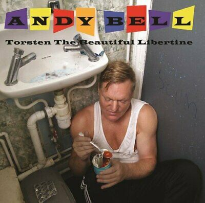 Andy Bell - Torsten The Beautiful Libertine - Andy Bell CD 4MVG The Cheap Fast