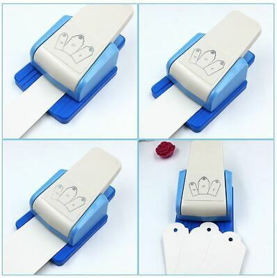 Cardstock Paper Tag Punch / Paper Punches Cutter Craft Scrapbooking Tool