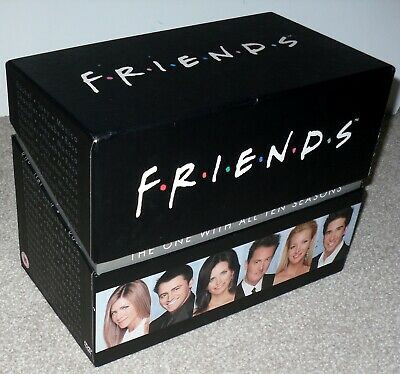 Friends DVD Box Set The Complete Series 1 to 10 Seasons