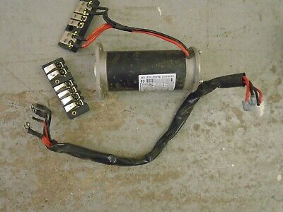 Careco Zoom Mobility Scooter Motor With Wiring. Sc63L244727Fr0Bb.