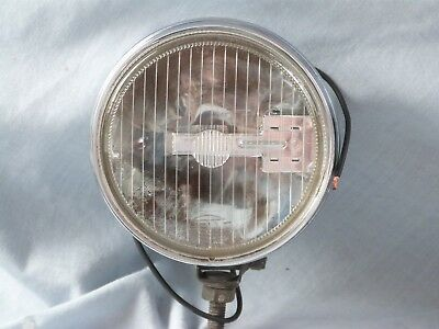 Vintage Classic Hella Spot Lamp 115 Mm - Suit Classic Mercedes Bmw Vw