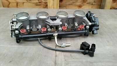 2009 Suzuki Gsr600 Gsr 600 Throttle Bodies & Injectors