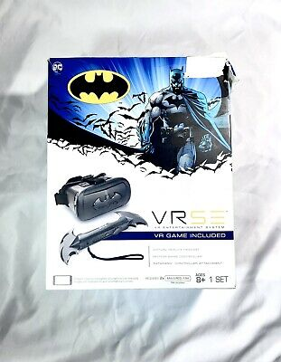 Batman VRSE Virtual Reality VR Entertainment Game System