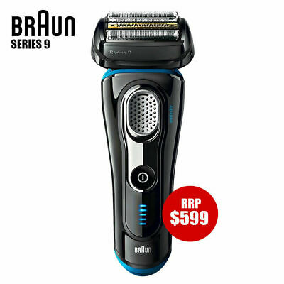 Braun Series 9 Men's Electric Foil Shaver Wet & Dry Precision Trimmer Recharge