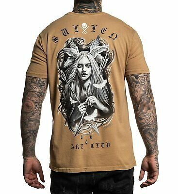 Sullen Art Collective Holmes Snake Mens T-Shirt MMA UFC Tattoo Clothing