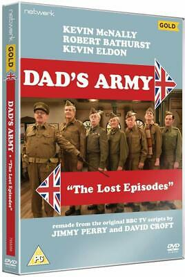 DAD'S ARMY - THE LOST (3) EPISODES: TV Season Series - NEW Eu Rg2 DVD not US