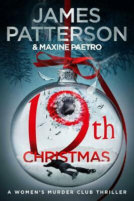 🔥19th Christmas (Women's Murder Club) By James Patterson, Maxine Paetro [P.D.F]