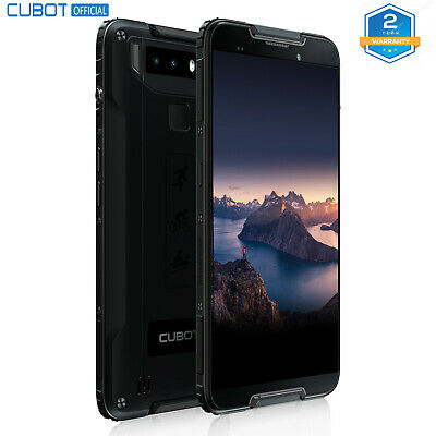 Cubot Quest 4G Smartphone 5.5'' HD 4GB+64GB Octa-core Android9.0 NFC 12MP 2-SIM