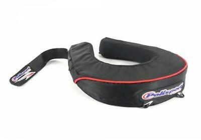 New Polisport Neck Roll Protector Brace Collar Kids Youth Adult Motocross Enduro