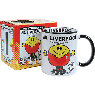 Liverpool Mug. Gift for Man Football Soccer Present Xmas Idea Men
