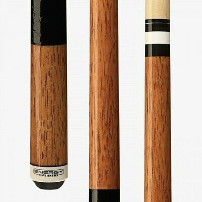 """HC09 48/"""" FREE JOINT CAPS ENERGY by Players 48/"""" Pool Cue Great Value Cue!"""