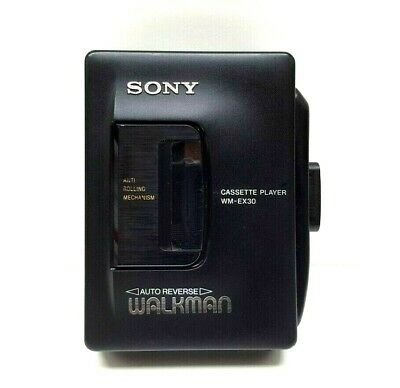 Sony Walkman WM-EX30 Cassette Player Auto Reverse very good condition