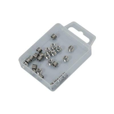 25 piece Helicoil type thread inserts - M5 x 0.8mm